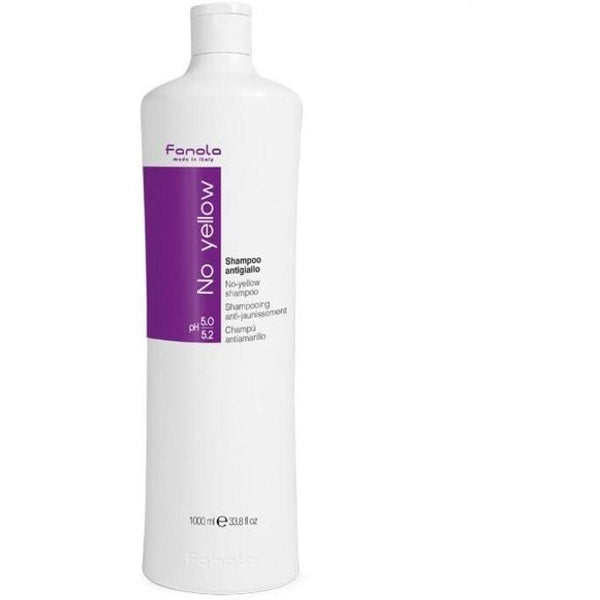 Fanola no yellow shampoo 1ltr - Bang Hair & Beauty