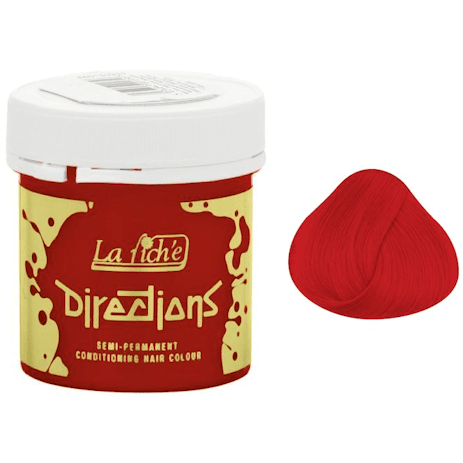 Pillarbox Red - Directions La Riche - Bang Hair & Beauty