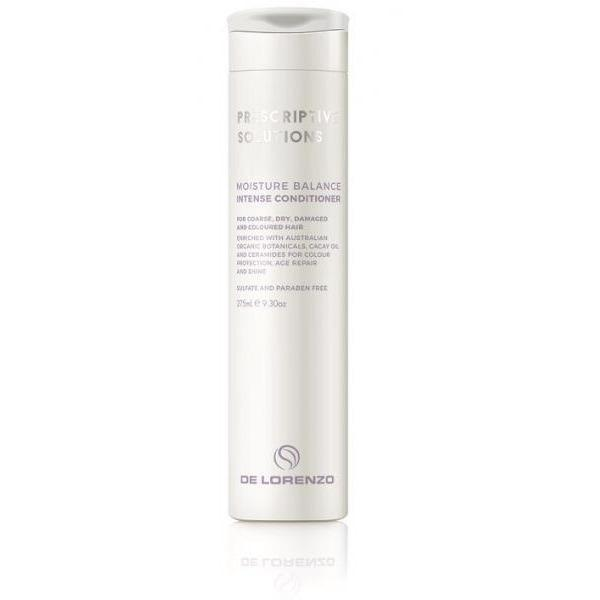 De Lorenzo Prescriptive Solutions Moisture Balance Intense Conditioner 275ml