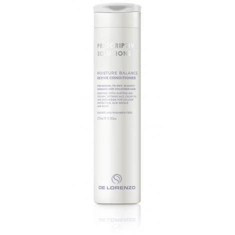 De Lorenzo Prescriptive Solutions Moisture Balance Revive Conditioner 275ml - Bang Hair & Beauty