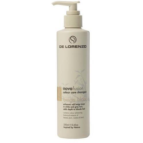 De Lorenzo Haircare Novafusion beige, Afterpay available, buy now pay later, Australian made, Plant based, no petrochemicals