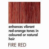 De Lorenzo Novafusion Fire Red Shampoo 250ml - Bang Hair & Beauty