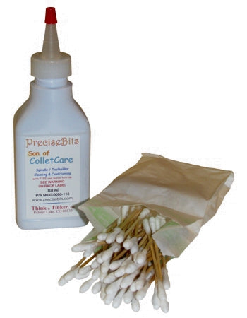 ColletCare Spindle Cleaner and Lubricant