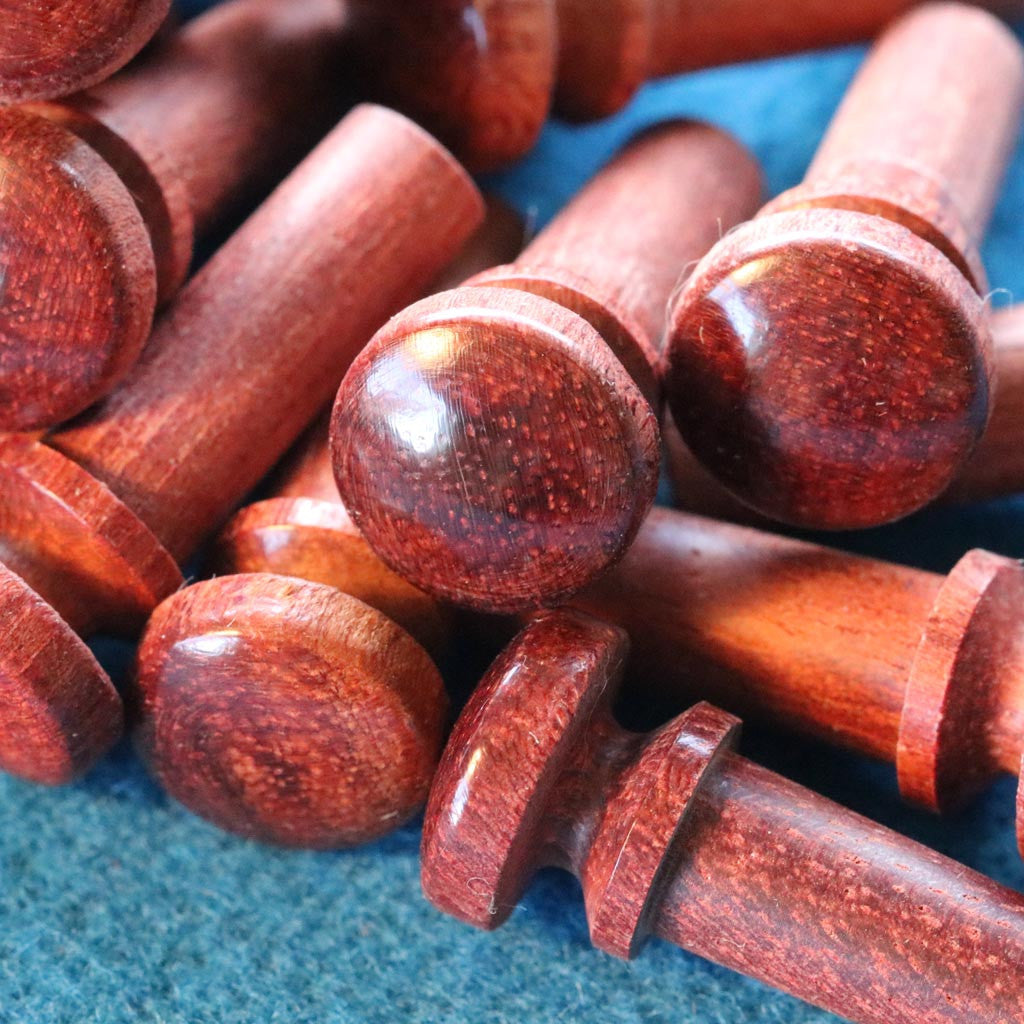 Bloodwood End Pin