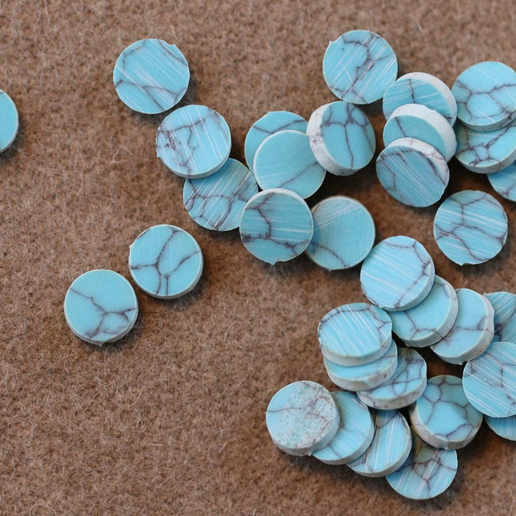 Chinese Turquoise Dots