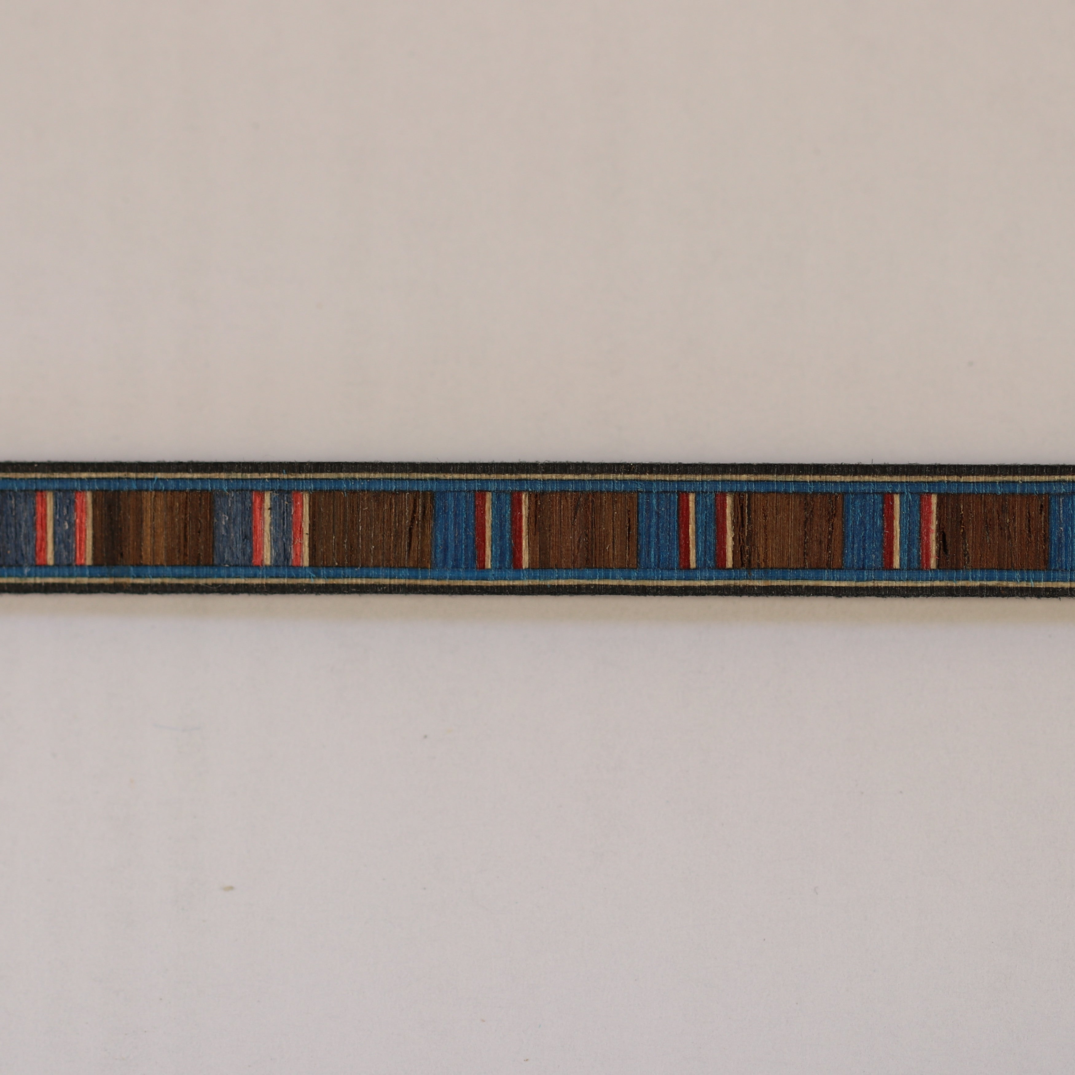 Ladder Pattern, Indian Rosewood Inlay Banding Strip