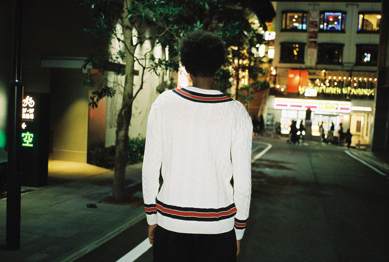 Tokyo Athletic Club Cricket Sweater