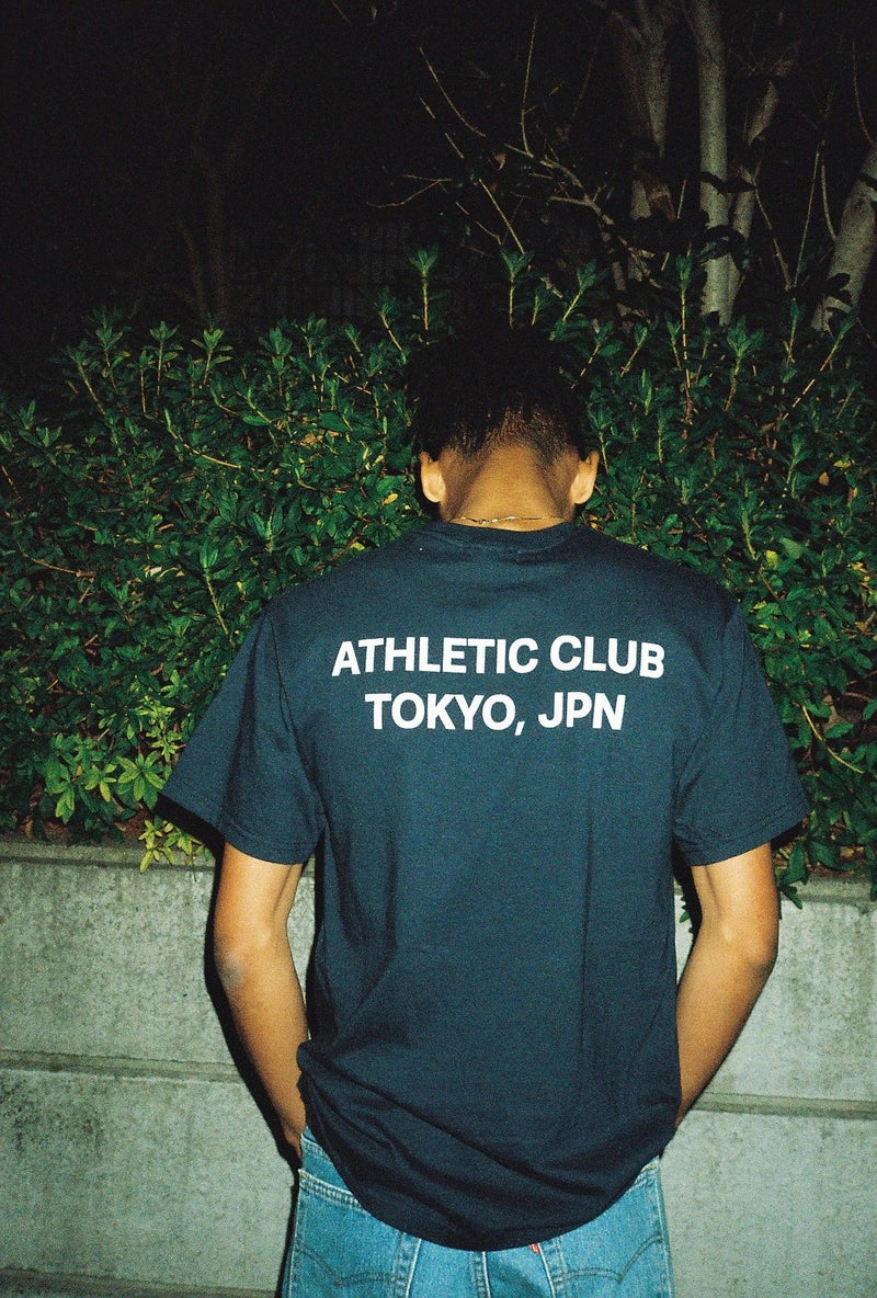 Tokyo Athletic Club All-Nippon T&F T-Shirt / Navy