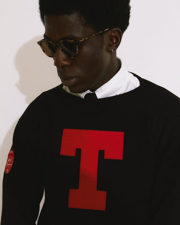1963 Championship Boatneck Sweater by Tokyo Athletic Club