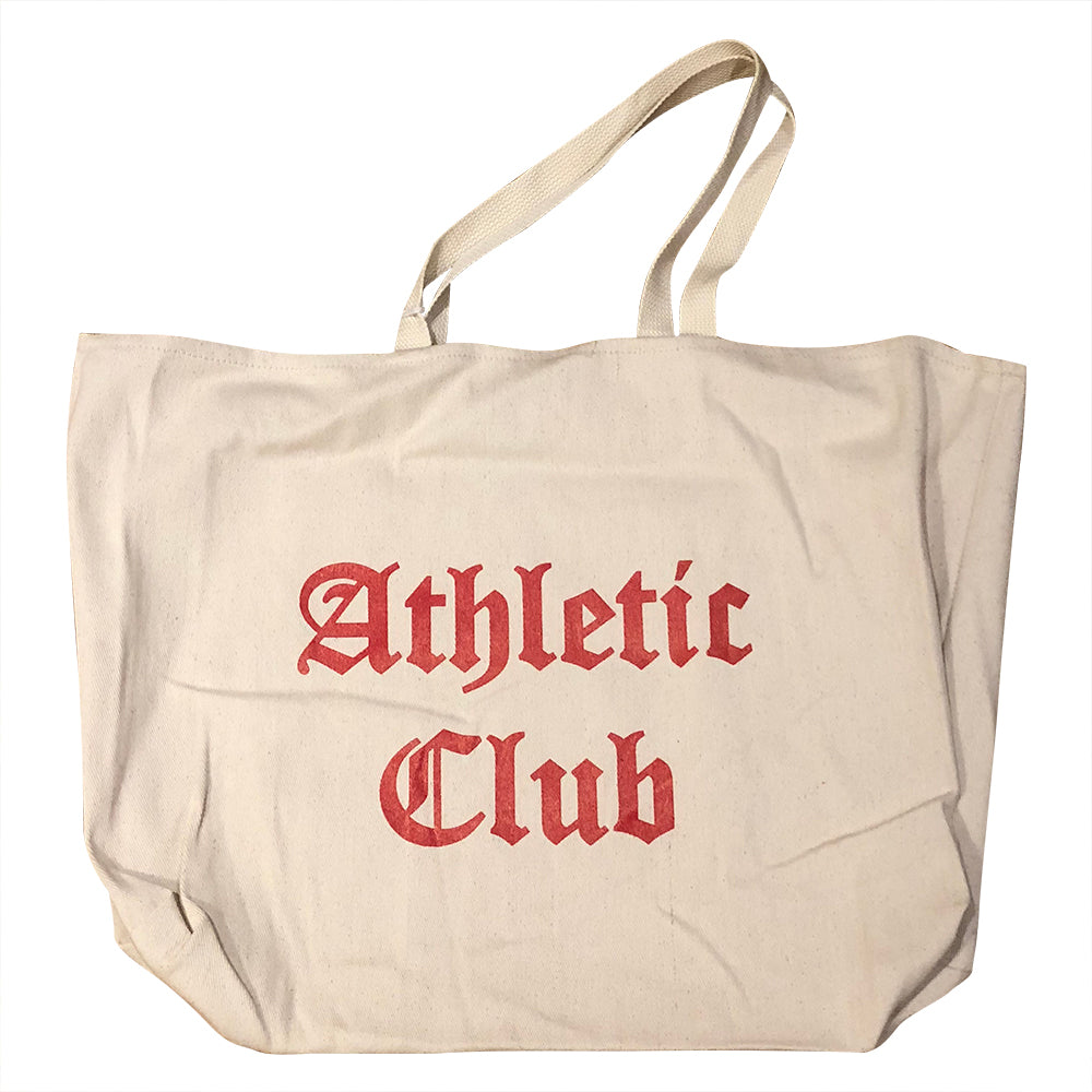 Athletic Club Tote Bag