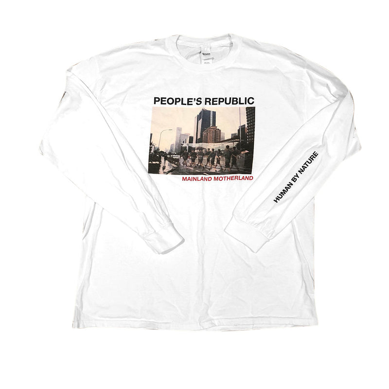 People's Republic - Mainland Motherland Long Sleeve T-Shirt