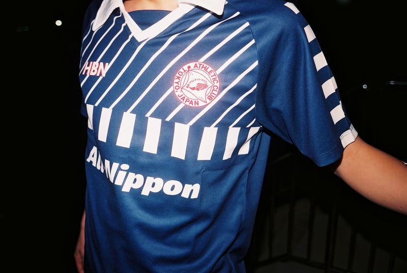 Tokyo Athletic Club 1986 All-Nippon away jersey #0