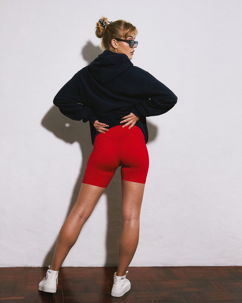 Bike shorts by Tokyo Athletic Club / Red