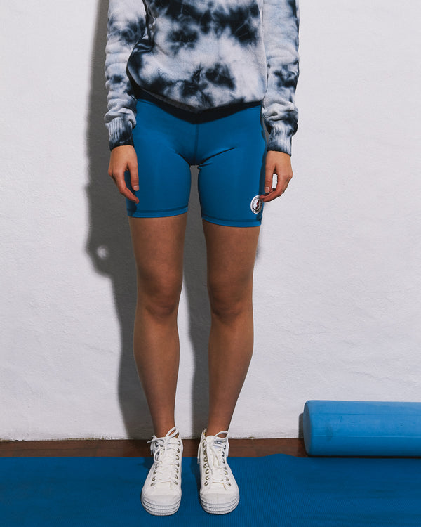 Bike shorts by Tokyo Athletic Club / Royal Blue