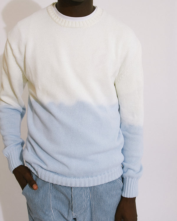 Cotton Sweater Glacier