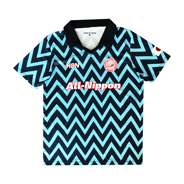 "85' Tokyo Athletic Club ""ZigZag"" Alternate Home Jersey #9"