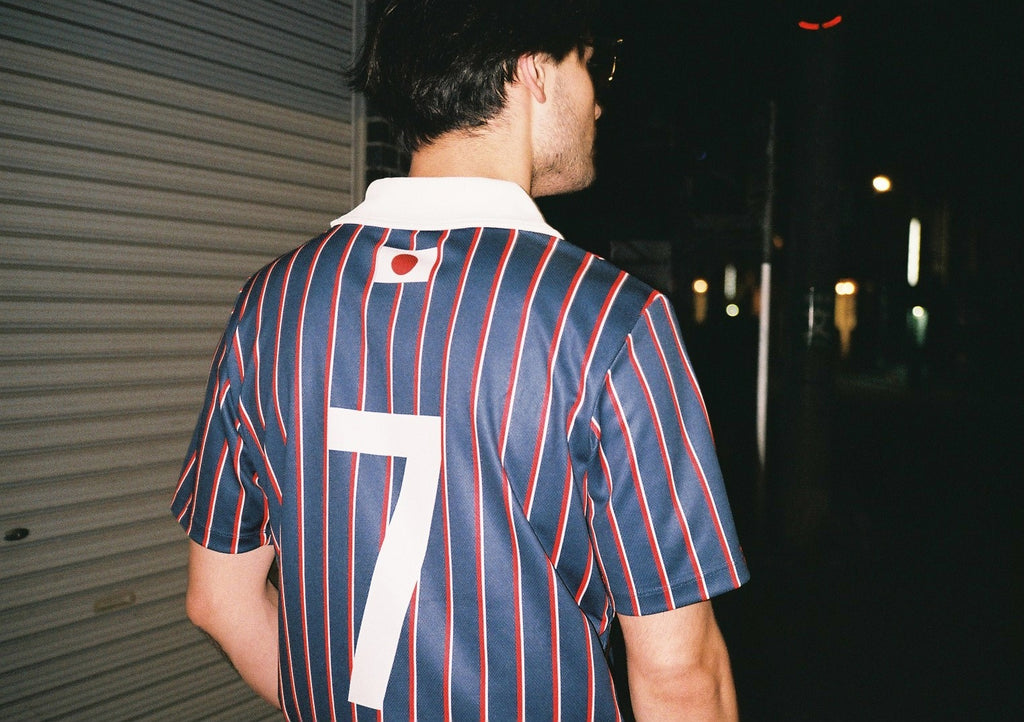 72' Tokyo Athletic Club Away Jersey #7