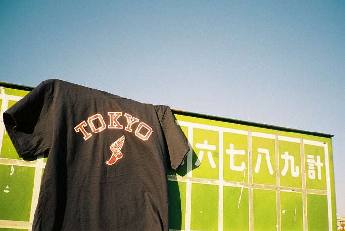 Tokyo Athletic Club Large logo T