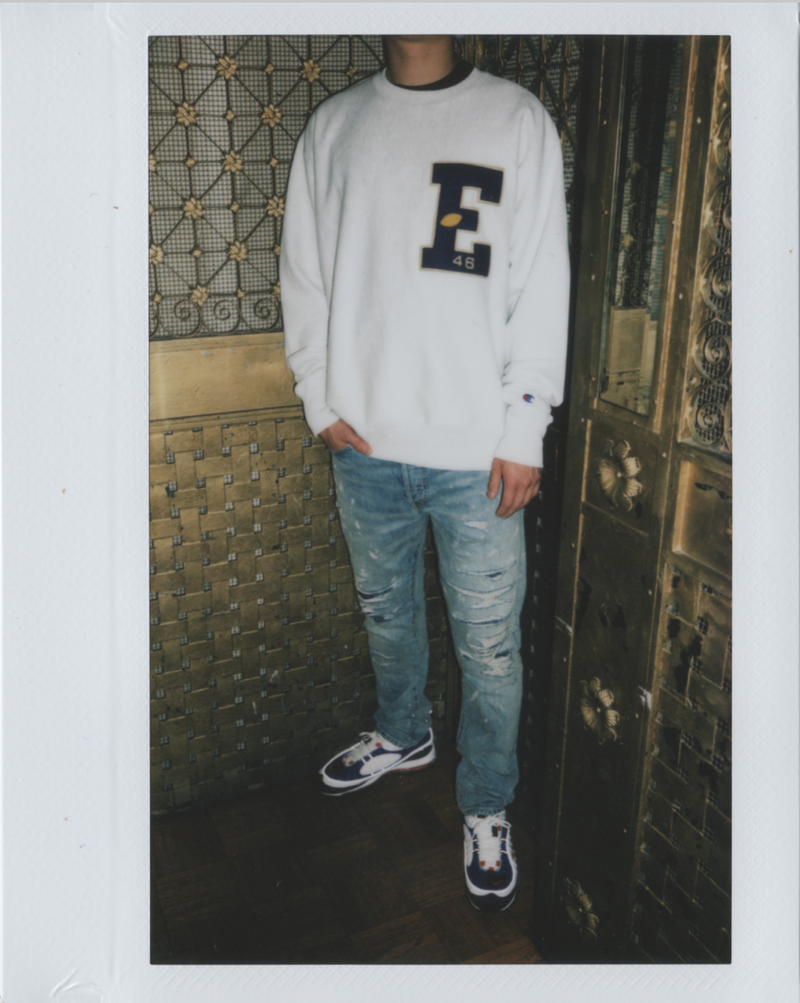 Vintage HBN x Champion Crewnecks (1 of 1)