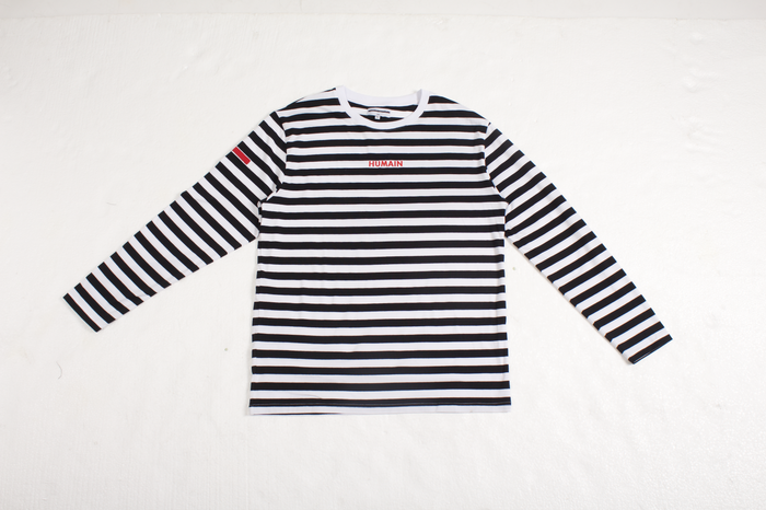 French Nautical Long Sleeve T-Shirt