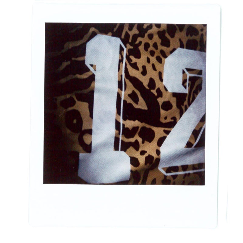 99' Tokyo athletic club leopard print #12 S.A. tour jersey