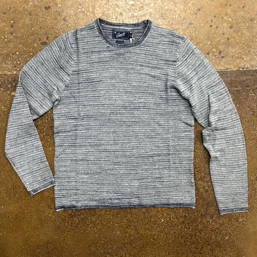 Grayers Navy Multi Colored Pullover