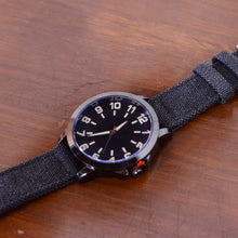 """ Owen "" Watch Black"