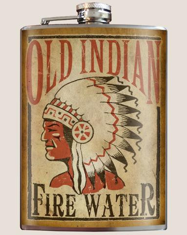 Fire Water Flask