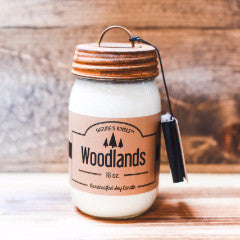 Woodlands Candle 16oz