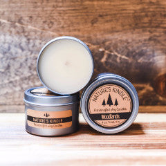 Woodlands Candle 4oz