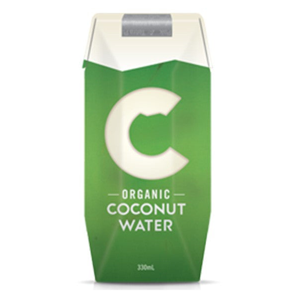 C Organic Coconut Water (CCW) 330ml