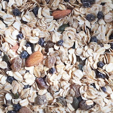 Organic Muesli 38% Fruit/Nut/Seeds 1kg