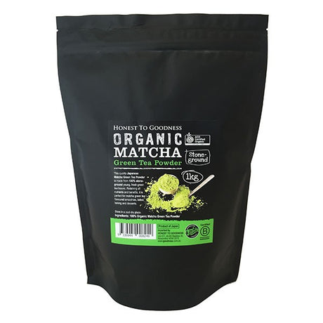 Organic Matcha Green Tea Powder 1KG