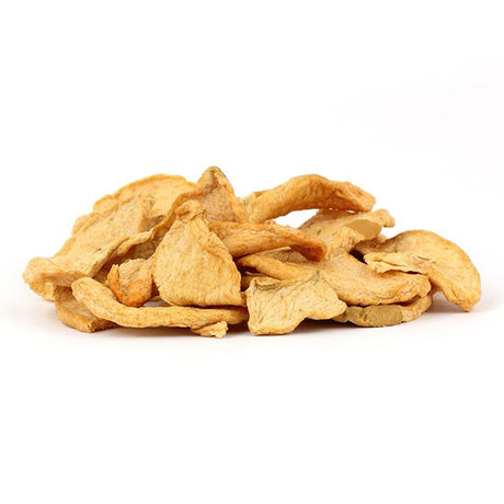 Organic Dried Apple Wedges 100g