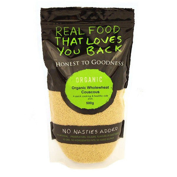 Organic Cous Cous Wholewheat 500g