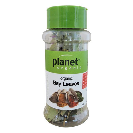 OrganicBay Leaves (Jar) 5g