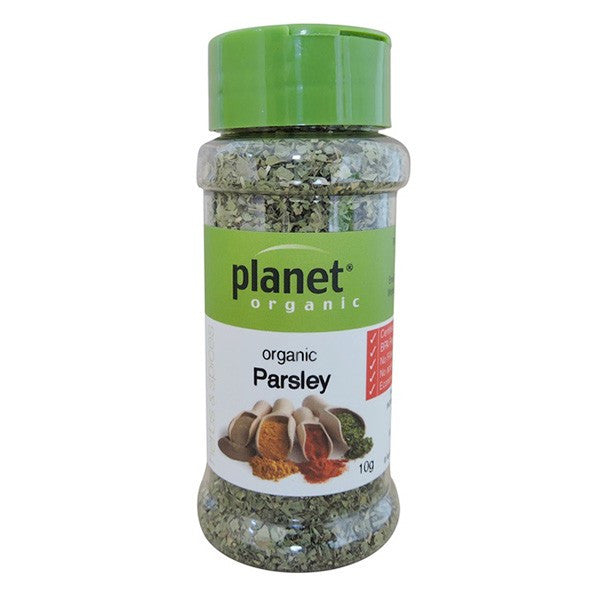 Organic Parsley (Jar) 10g