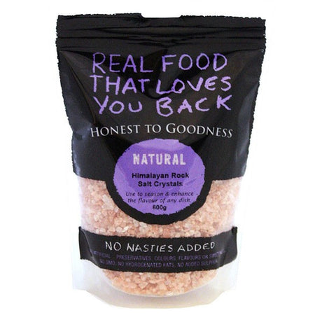 Himalayan Rock Salt - Crystals 600g