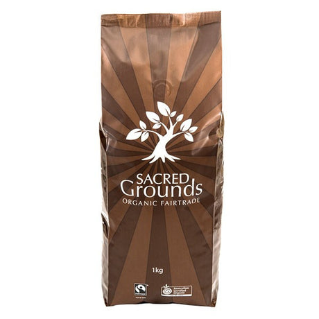 "Organic ""Sacred Blend"" Whole Coffee Beans (SG) 1KG"