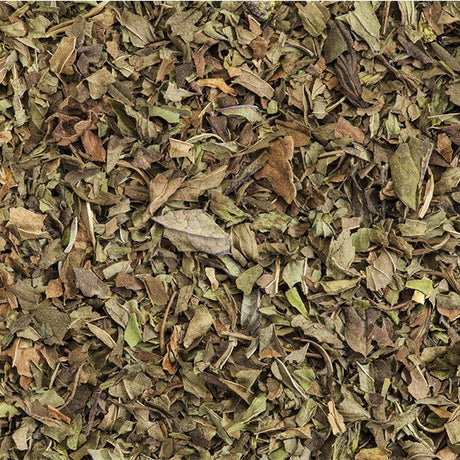 Organic Loose Leaf Tea - Crushed Peppermint Leaf 300g