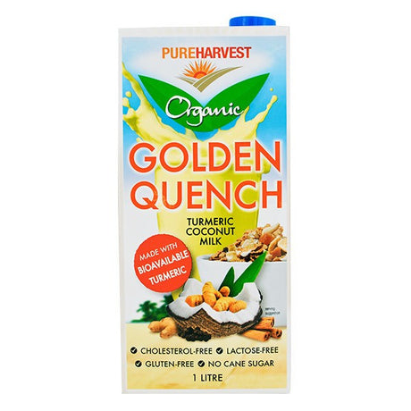 Organic Golden Quench 1L: Box 12 for $4.65ea