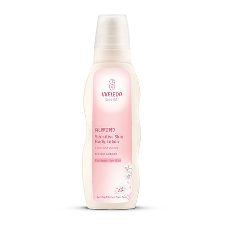 Almond Sensitive Skin Body Lotion 200ml