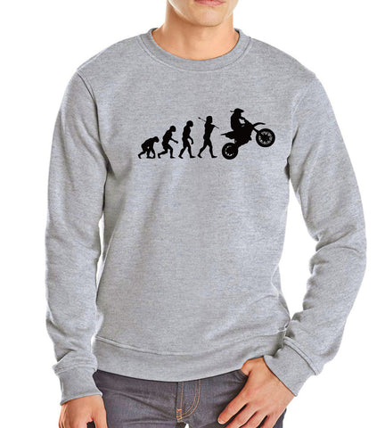 Evolution motocross sweatshirt