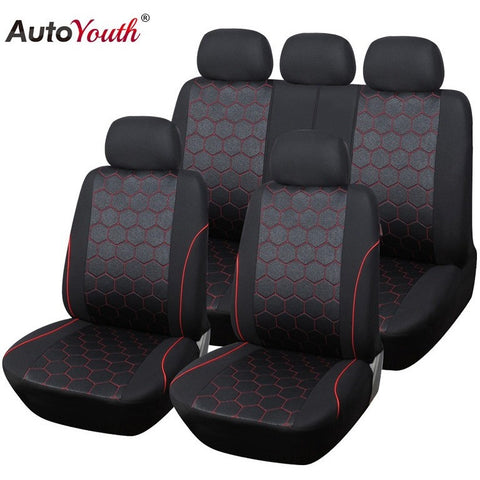 AutoYouth Soccer Ball Seat Covers