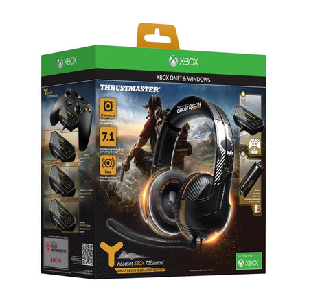 Y350X 7.1 GHOST RECON Headset