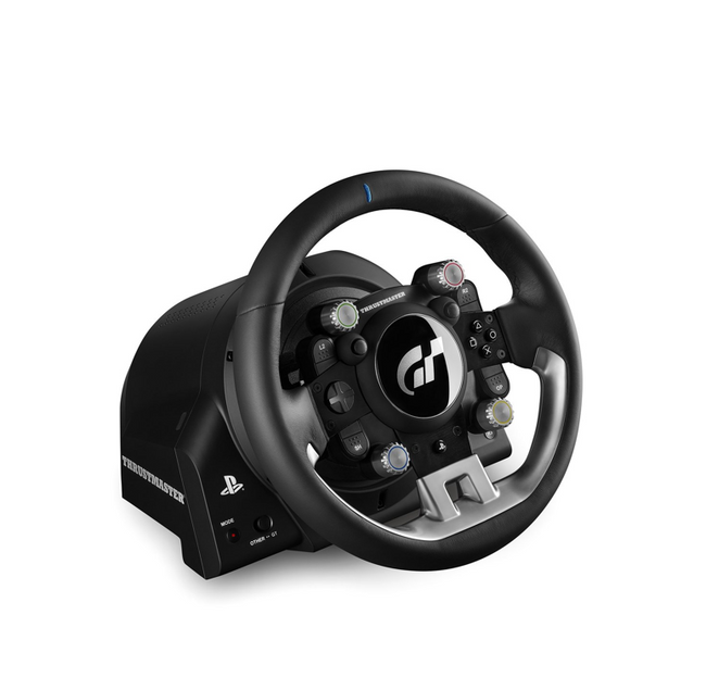 T-GT Racing Wheel & Pedals for PS4 & PC