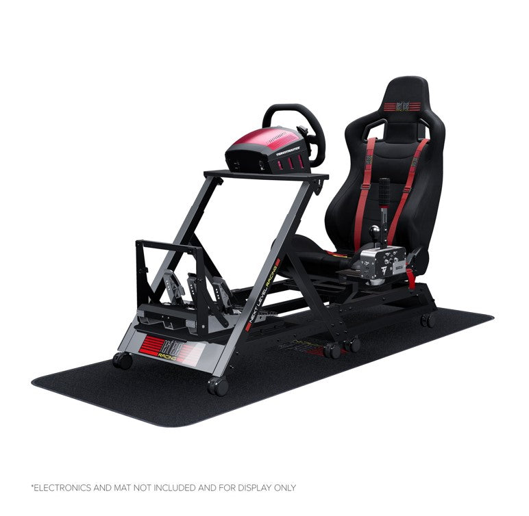 Next Level GTtrack Racing Simulator Cockpit