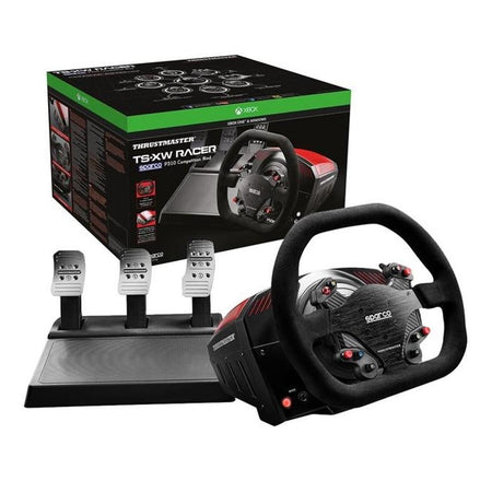 Thrustmaster TS-XW Sparco Racer Wheel & T3PA Pedals - Xbox One & PC