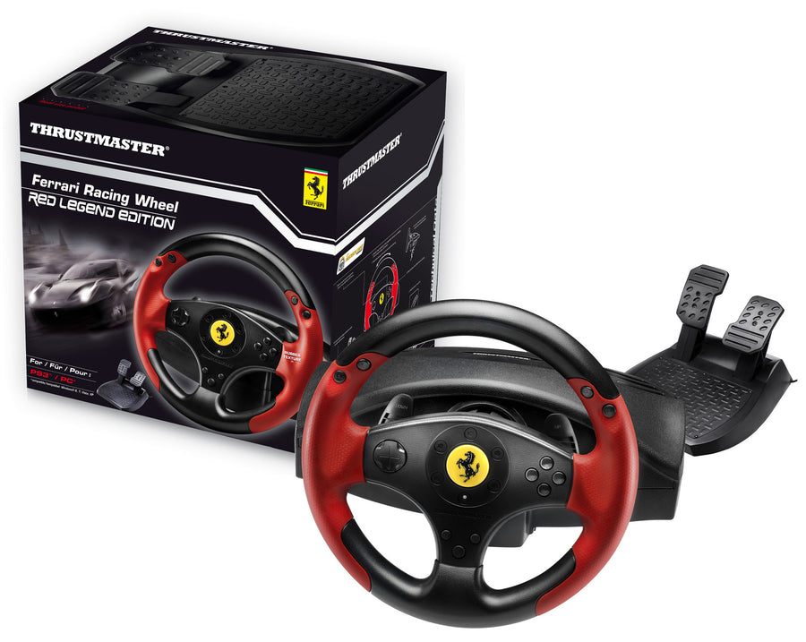 Ferrari Racing Wheel - Red Legend PS3/PC