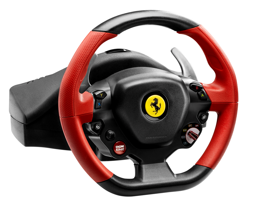 Ferrari 458 Spider Racing Wheel XB1